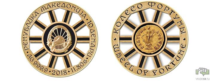 Золотой вклад в монетах Сбербанка