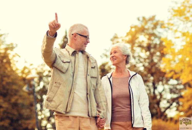 Сбербанк — вклады для пенсионеров в 2018 году
